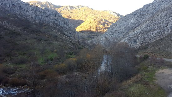 Vegacervera, Испания: Mirador