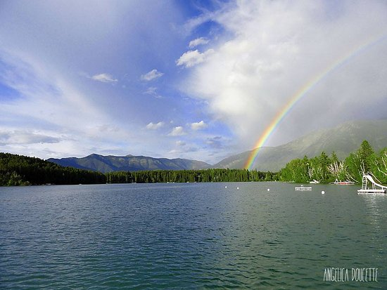 Lake Five Resort: *This photo is property of Angelica Doucette Photography*