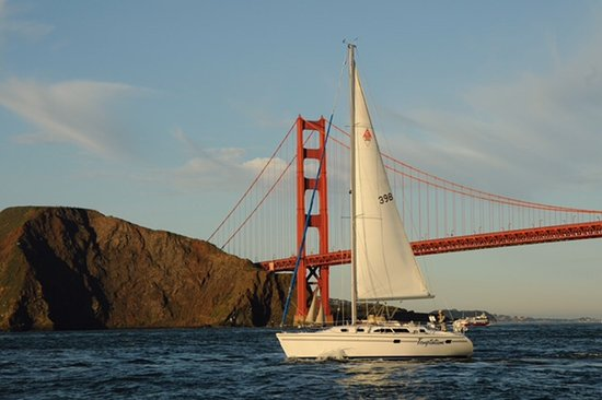 Sailing San Francisco