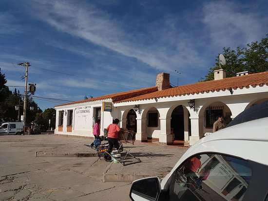 Humahuaca, Argentina: Plaza San Martin