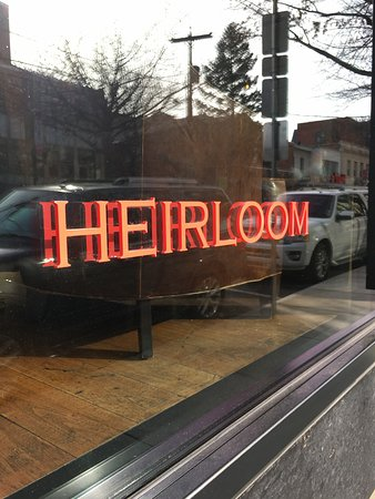 Heirloom - New Haven