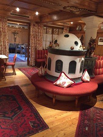 Sale da pranzo - Picture of Hotel Bierwirt, Innsbruck - TripAdvisor