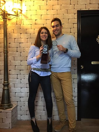 Escape Room Zgz