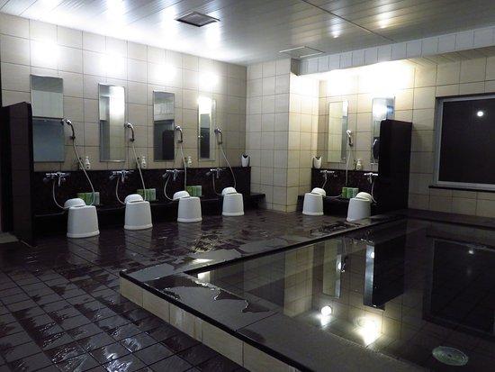 Superior Mitsui Garden Hotel Shiodome Italia Gai: Public Bath Nice Design