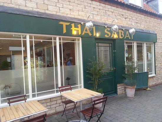 attractions near thai sabai sleaford lincolnshire england