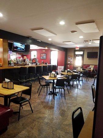 Ridgeland, SC: Bar & dining room
