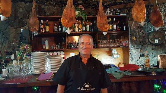 Arafo, สเปน: Super tolles Restaurant bei Ausflug Anaga Gebirge