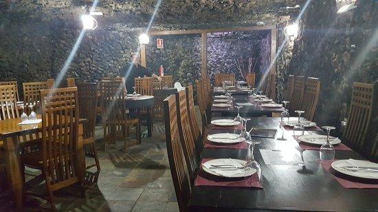 Arafo, Spania: Super tolles Restaurant bei Ausflug Anaga Gebirge