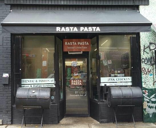 Rasta Restaurants Toronto