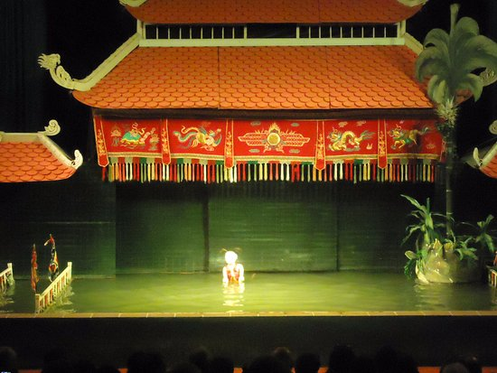 Vietnam National Puppetry Theatre