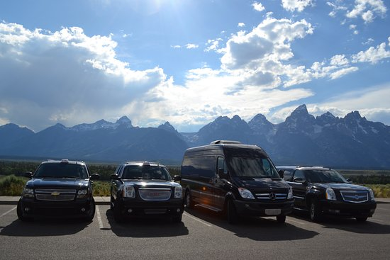 Teton Limousine Services in Jackson Hole Wyoming
