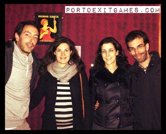 the best team ever foto de porto exit games porto tripadvisor