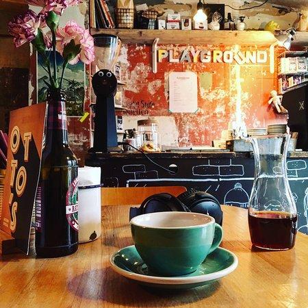 playground coffee hamburg restaurant bewertungen fotos tripadvisor. Black Bedroom Furniture Sets. Home Design Ideas
