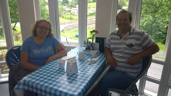 Maulds Meaburn, UK: Clean, good food and good atmosphere