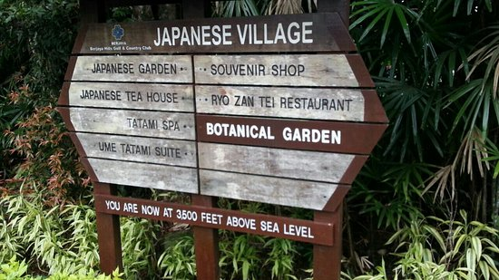 Japanese Village at Colmar Tropicale - Picture of Japanese Village ...