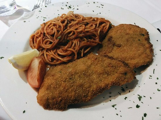 how to cook breaded veal