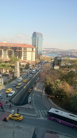 Taxim Suites: in the heart of Taksim