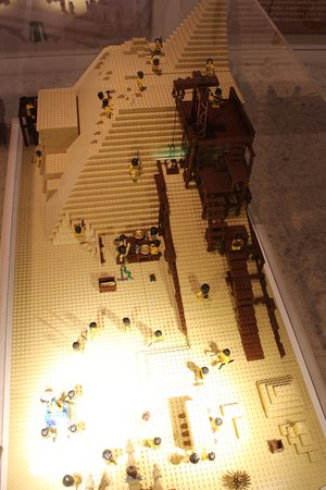 Coventry, UK: Lego Display