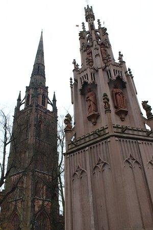 Coventry, UK:  Holy Trinity Church