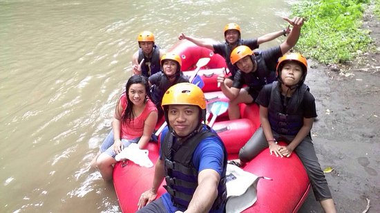 New Gangga Rafting
