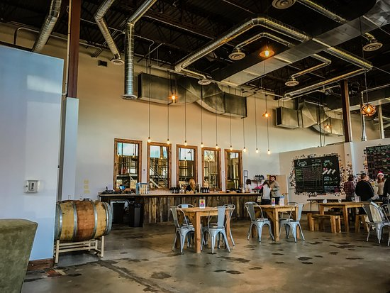Chantilly, VA: Mustang Sally Brewing Company