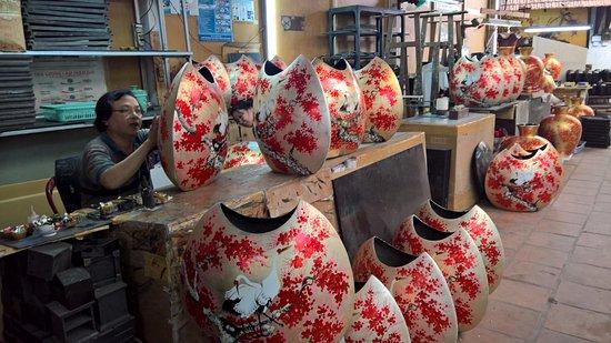 Vietnam Lacquerware