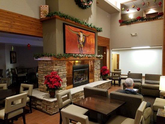 Holiday Inn Express Montrose : Lobby