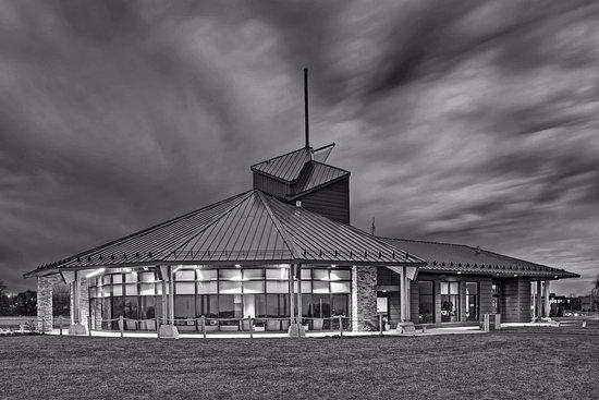 Quinte West, Kanada: Trent Port Marina (B/W)