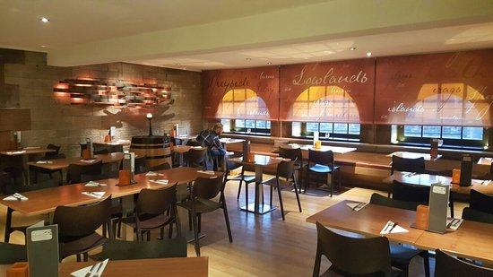 amber restaurant edinburgh picture of amber restaurant. Black Bedroom Furniture Sets. Home Design Ideas