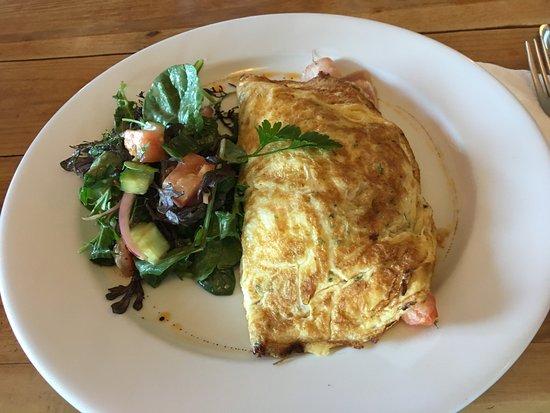Twizel, Nueva Zelanda: Omelette