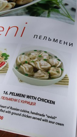 My Main Course Picture Of Irina Russian Restaurant Phnom Penh - Cuisine irina