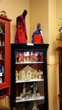 Attleboro, Μασαχουσέτη: Exhibits at the museum