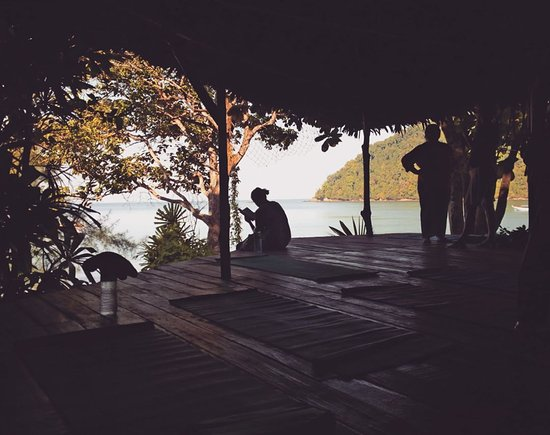 Ranong, Thailand: 1-Self Yoga