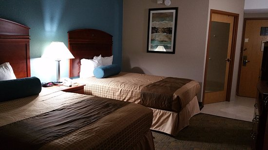 Englewood, OH: Another View of Our Room at Best Western Plus Dayton Northwest