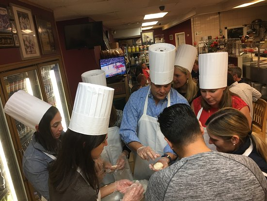 Exceptionnel Italian Kitchen: Mozzarella Making Class And 6 Course Dinner With BYOB! No  Corking Fees