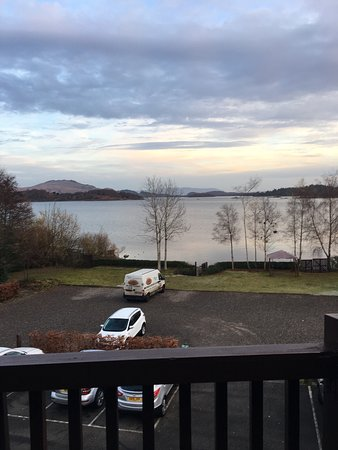 Lodge on Loch Lomond: photo0.jpg