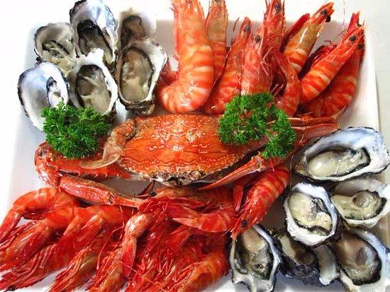 Bistro Yasmin Fisch Restaurant: SeaFood