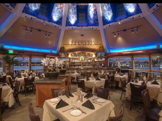 Parkers Lighthouse Main Floor Dining Room They Also Have An Upstairs Area