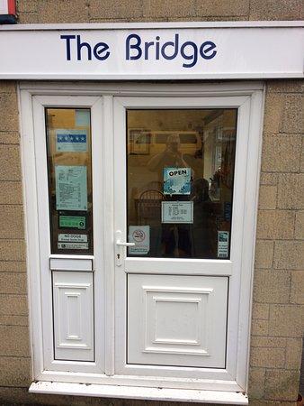 Bridge Cafe: OPEN Wednesday - Friday 11am - 4pm.