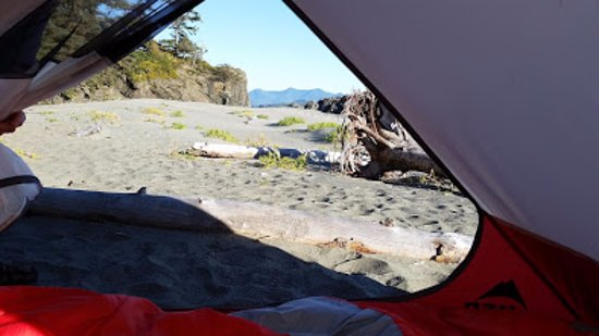 Mill Bay, Canada: room with a view