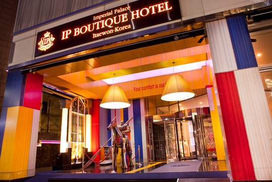 Imperial Palace Boutique Hotel Photo
