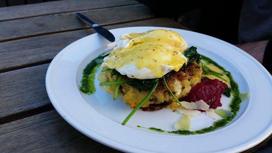 Powerhouse Cafe: Best breakfast ever!!