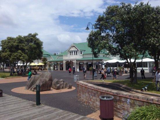 Whangarei, Nueva Zelanda: Family friend, accessible