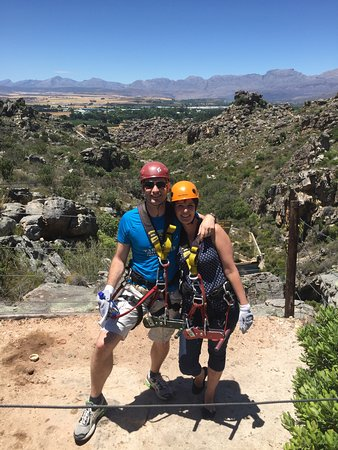 Ceres Zipslide Adventures : Breathtaking views and experience