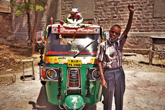 Super Raju Tuc Tuc Driver