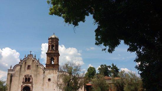 Capilla del jard n de los olivos antiguo convento jesuita for Capillas de velacion jardin de los pinos