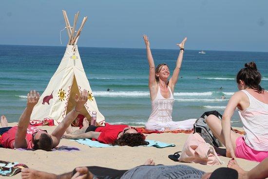 Bisca Yoga Club