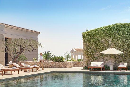 Kranidi, Hellas: Amanzoe Swimming Pool