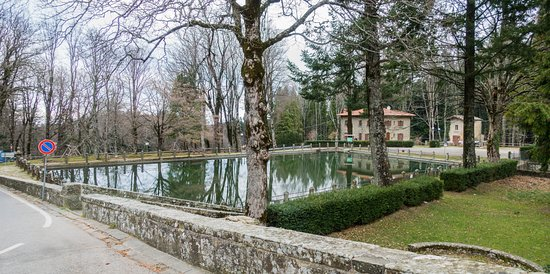 Vallombrosa, Italia: vista esterna