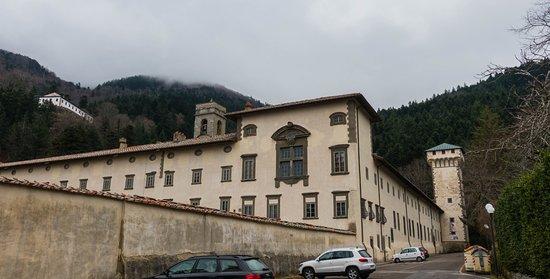 Vallombrosa, Italia: Bell'edificio storico
